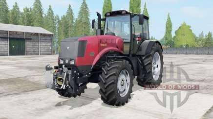 MTZ-Bielorrússia 2822ДЦ para Farming Simulator 2017