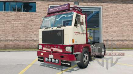 Volvo F88 Day Cab para American Truck Simulator