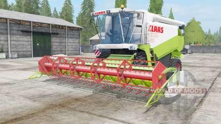 Claas Lexion 400 animated chopper para Farming Simulator 2017