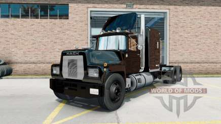 Mack RS700 Rubber Duck para American Truck Simulator
