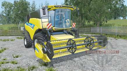 New Holland CR6.90 small change para Farming Simulator 2015