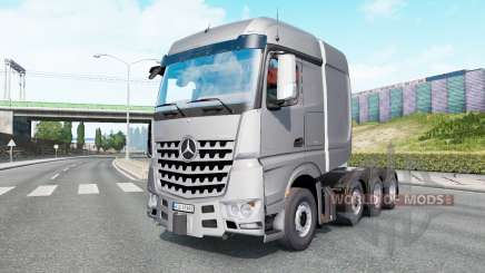 Mercedes-Benz Arocs SLT v1.5.5.1 para Euro Truck Simulator 2