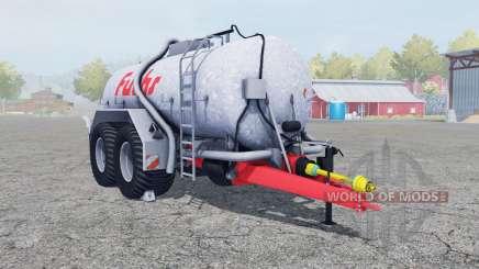 Fuchs 18500l para Farming Simulator 2013