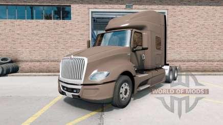 Internacional LT625 de arranha-céus Sleepeᶉ para American Truck Simulator