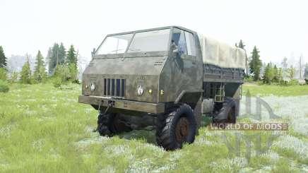TAM 110 T7 para MudRunner