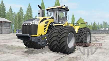 Challenger MT900E speed joystick para Farming Simulator 2017