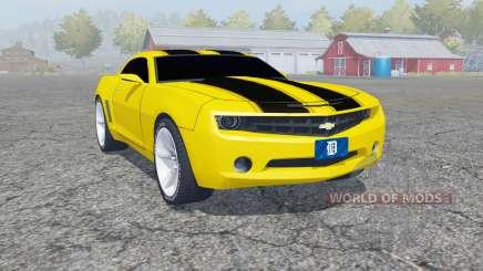 Chevrolet Camaro 2006 para Farming Simulator 2013
