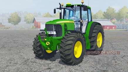 A John Deere 7530 Premiuᶆ para Farming Simulator 2013