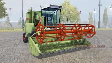 Claas Dominator 85 moving elements para Farming Simulator 2013