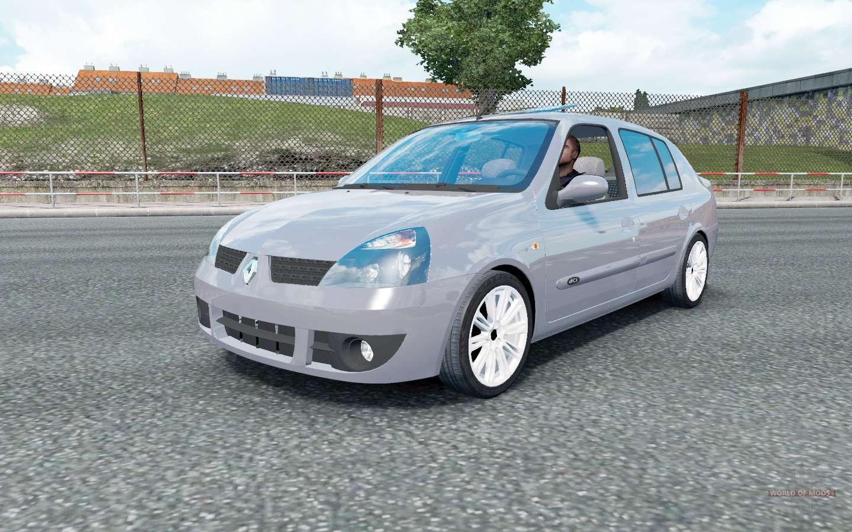 Renault Clio Symbol 2008 Para Euro Truck Simulator 2