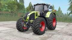 Claas Axion 920-950 USA para Farming Simulator 2017
