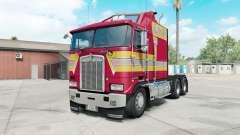 Kenworth K100E paradise pink para American Truck Simulator