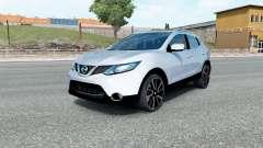Nissan Qashqai 2014 para Euro Truck Simulator 2