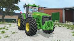 John Deere 8520 washable para Farming Simulator 2015
