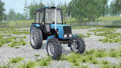 MTZ-82.1 Bielorrússia cor azul para Farming Simulator 2015