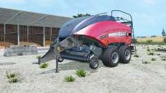 Case IH LB 334 pigment red para Farming Simulator 2015