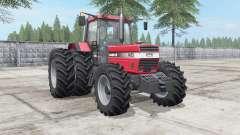 Case IH 1455 XL deep carmine pink para Farming Simulator 2017