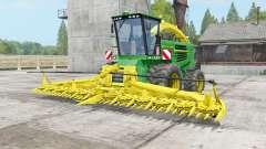 John Deere 7300-7800 para Farming Simulator 2017