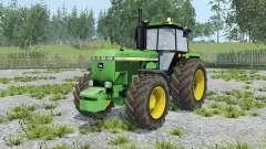 John Deere 4755 pantone green para Farming Simulator 2015