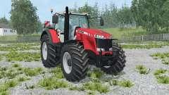 Massey Ferguson 8737 Dyna-VT 2014 para Farming Simulator 2015