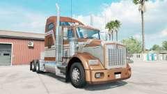 Kenworth T800 Aero Cab Sleeper para American Truck Simulator