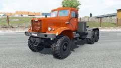 KrAZ-258 para Euro Truck Simulator 2