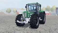 Schluter Super 1500 TVL munsell green para Farming Simulator 2013