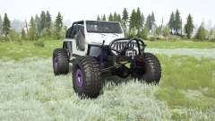 Jeep Wrangler Unlimited Rubicon (TJ) 2005 para MudRunner