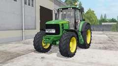 John Deere 6000-7000 Premium para Farming Simulator 2017