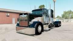 Peterbilt 379 Flat Top para American Truck Simulator