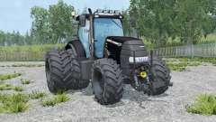 Case IH Puma 160 CVX dual rear wheels para Farming Simulator 2015
