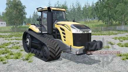 Challenger MT875E engine start sound para Farming Simulator 2015