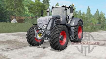 Fendt 930-939 Vario Preto Bᶒauty para Farming Simulator 2017