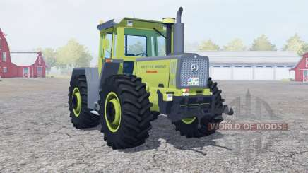 Mercedes-Benz Trac 1800 Intercooler wild willow para Farming Simulator 2013