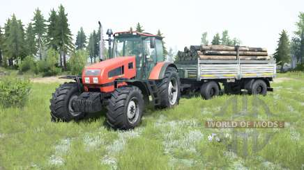 MTZ-1523 Bielorrússia para MudRunner