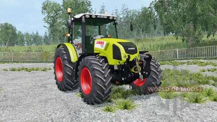 Claas Axos 330 la rioja para Farming Simulator 2015