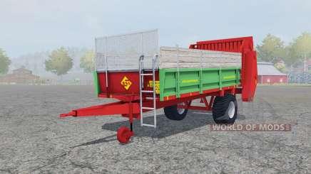 Strautmann BE4 para Farming Simulator 2013