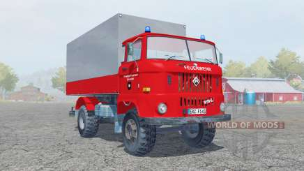 IFA W50 L Feuerwehr para Farming Simulator 2013