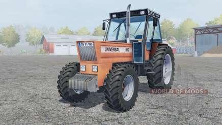 Universal 1010 DT manual ignition para Farming Simulator 2013