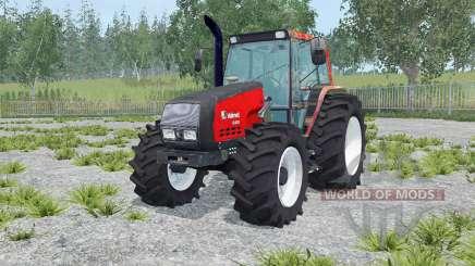 Valmet 6400 vivid red para Farming Simulator 2015