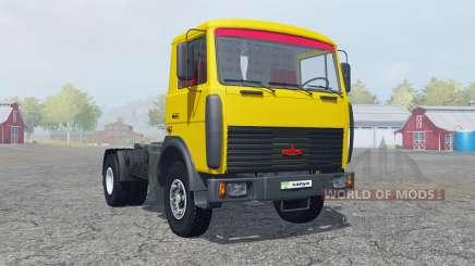 MAZ-5432 para Farming Simulator 2013