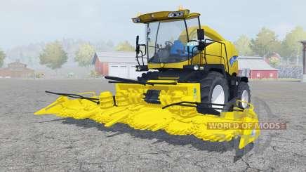 New Holland FR9050 ripe lemon para Farming Simulator 2013