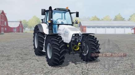 Lamborghini R6.135 VRT front loader para Farming Simulator 2013