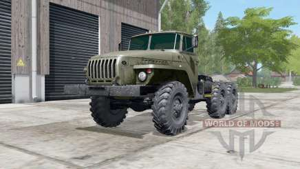 Ural-4420 para Farming Simulator 2017