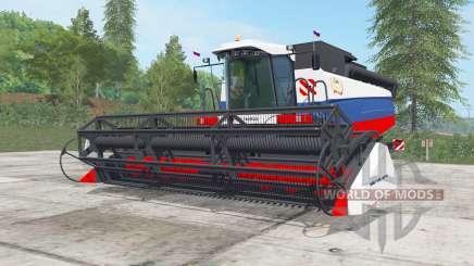 Acros 530 bandeira russa para Farming Simulator 2017