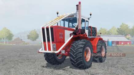 Raba-Steiger 250 amaranth red para Farming Simulator 2013