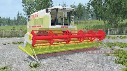 Claas Dominator 204 Mega para Farming Simulator 2015