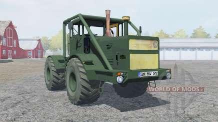 Kirovets K-700A, de cor verde escuro para Farming Simulator 2013