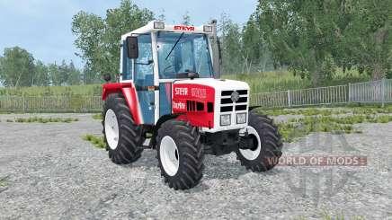 Steyr 8060A para Farming Simulator 2015