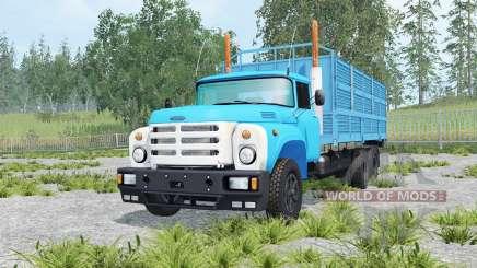 ZIL-133GÂ 1987 para Farming Simulator 2015